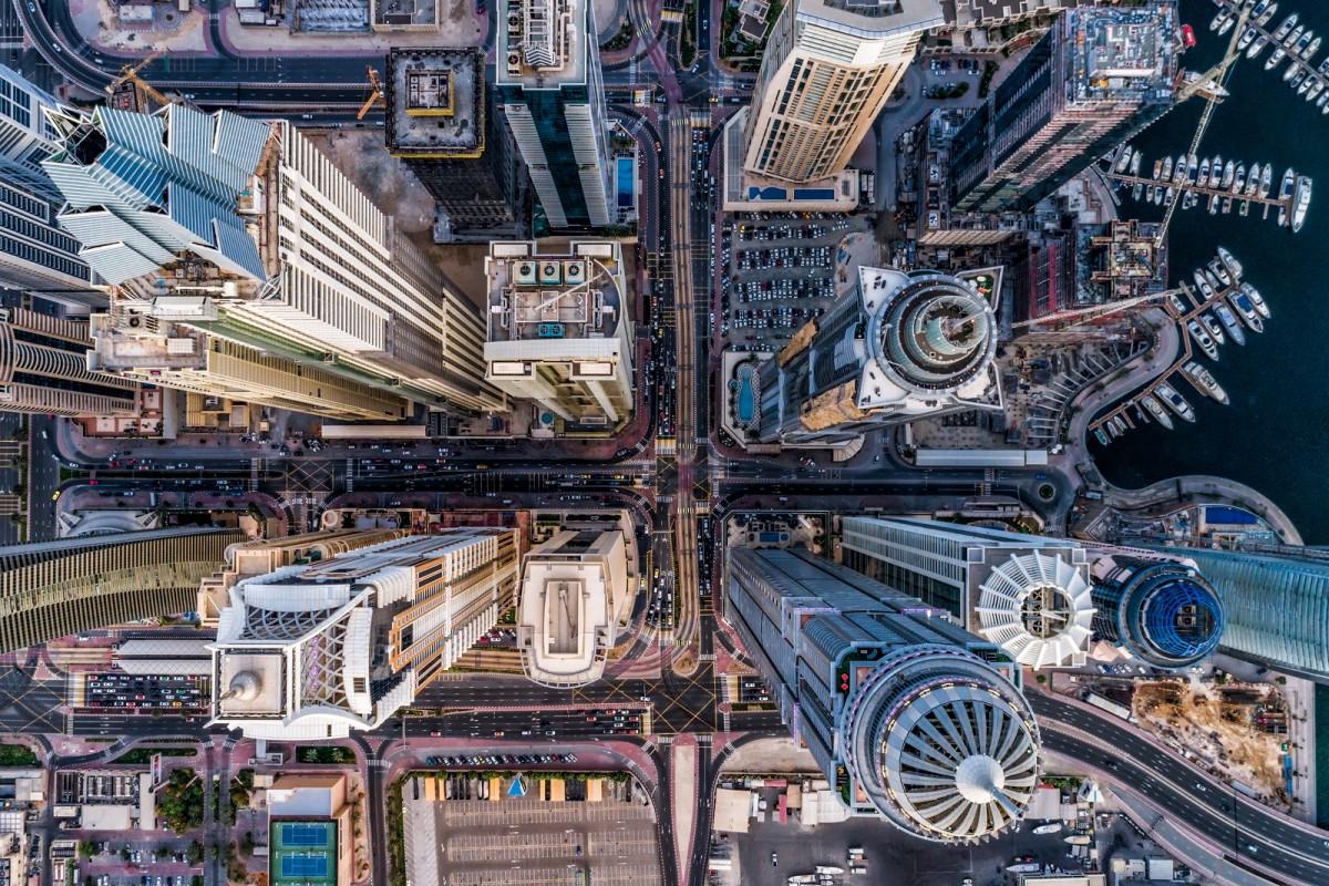 Dubai - Concrete Jungle