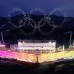 Olympic Drone Show