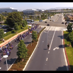 Behind The Scenes | SEIU-UHW Irvine Rally Event | Aerial Videography