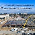 Hire an FAA Certified Drone Operator